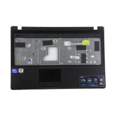 Верхняя часть корпуса 13GN7BAAP013-1 для ноутбука Asus X54C черная, Б/У, Есть дефекты