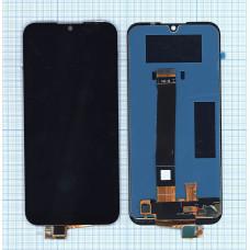 Дисплей с тачскрином Huawei Honor Y5 (2019) черный (Huawei)