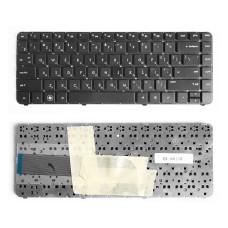 Клавиатура KB-101115 для ноутбука HP Pavilion DV4-3000, DV4-3100, DV4-3200 Series [черная, рамка черная] TopON