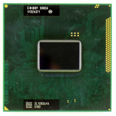 Процессор Intel B800 1.5Ghz Socket G2 (rPGA988B), Sandy Bridge, TDP 35W, Б/У