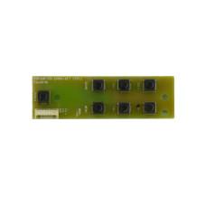 Плата кнопок GJK-CX-2418A-KEY для телевизора DEXP H24B7000E, Б/У