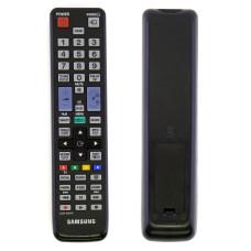Пульт AA59-00507A для телевизора Samsung оригинальный черный, износ 1%, Б/У