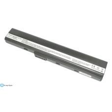 Аккумулятор K52 для ноутбука Asus A42 A52 K52, 5200mAh, 10.8V, черный (OEM)