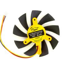 Вентилятор Yakoo FAN-85D3P12V-BL