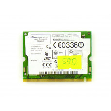 Модуль W-iFi 2200BG INTEL mini PCI 2.4 ГГц 54 Мбит/с, Б/У
