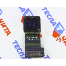 Камера тыловая со вспышкой для смартфона Apple iPhone 5C, шлейф в комплекте