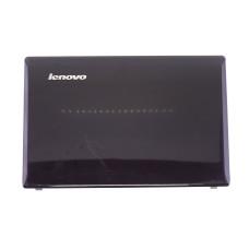 Крышка матрицы AP0H40005001 для ноутбука Lenovo G570, G575 черная, Б/У