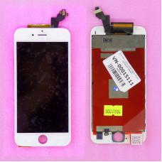 Дисплей с тачскрином Apple iPhone 6S белый (Apple)