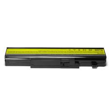 Аккумулятор Y450 для ноутбука IBM Lenovo IdeaPad Y450A, Y450G, Y550A, Y550P Series, 4400mAh, 11.1V, черный (OEM)