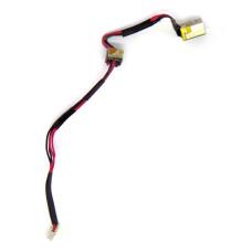 Разъем питания ноутбука 5.5x1.7 мм для Acer Aspire A515-51 с кабелем 170 мм, Б/У