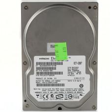 "Жесткий диск 3.5"" Hitachi HDS721680PLA380, 80 Гб, SATA-II 3Gbit/s, 7200 об/мин, 8 Мб, Б/У"