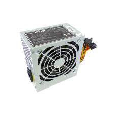 Блок питания для ПК Foxline FZ-450R, 450W, ATX, +12V 23A, +3.3V 20A, +5V 18A, +5Vsb 25A, -12V 0,5A, SATA x2, IDE x3, VGA нет, CPU 4 pin