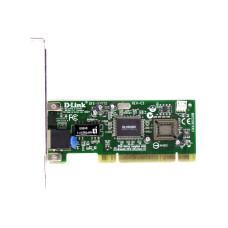 Сетевая карта D-link DFE-550TX, PCI, 10/100, Автоматическое определение MDI/MDIX, Б/У