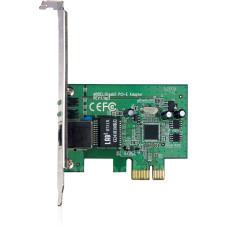 Сетевая карта DEXP ZH-GE1P, PCI-Ex1, 10/100/1000