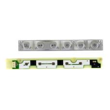 Кнопки монитора BN41-00773A, серебристый для Samsung 225BW, 940N, Б/У