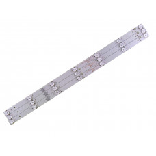 """Подсветка LED 32"""" KSKK32D07-ZC21FG-04, 303KK320036, 3 лент(ы) для матриц LSC320AN10-H02, Б/У"""