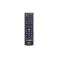 Пульт AKB74915330 для телевизора LG 49UH610V, 43UH615V оригинальный черный, износ 1%, Б/У