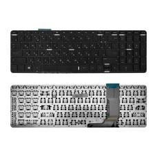 Клавиатура TOP-100511 для HP 15-j000 17-j000 Series [черная] TopON