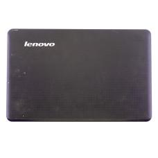 Крышка матрицы AP07W0003001 для ноутбука Lenovo G550 G555 B550 черная, Б/У, Есть дефекты
