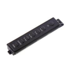Плата управления RSAG7.820.5415, Кнопки для телевизора Hisense 40K321UW, цвет черный, Б/У