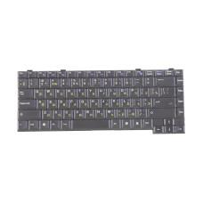 Клавиатура NSK-E082R для ноутбука Rover NSK-E082R RU Black E418L BT5 M51 черная плоский Enter