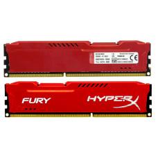 Память DIMM DDR3 Kingston HyperX FURY 4Gb, 1866 МГц (PC3-14900) Радиатор