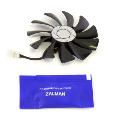 Вентилятор для видеокарты Onghua HA9010H12F-Z, 85 мм, 12V, 3pin, sleeve, кабель 70 мм