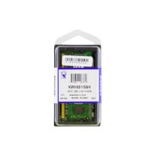 Память SODIMM DDR3 Kingston 4Gb 1600 МГц (PC3-12800) CL11 1.5V