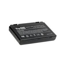 Аккумулятор TOP-K50 4400mAh 11.1V черный для ноутбука Asus K40, K50, K51, F52, F83, P50, P81, X65, X70, X8, PRO79 Series