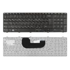 Клавиатура для Dell Inspiron N7010, 17R Series черная, Г-образный Enter