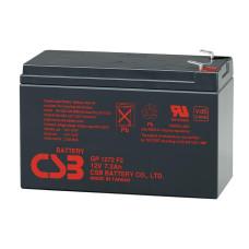 Аккумулятор для ИБП CSB GP1272 F2, 12 В, 7.2 Ач