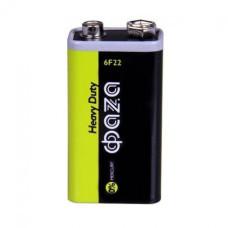 Батарейка Фаза Крона 6F22 9V