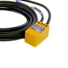 Датчик индукционный OMRON TL-Q5MC1-Z 10-30VDC (NPN) 3pin, коричневый