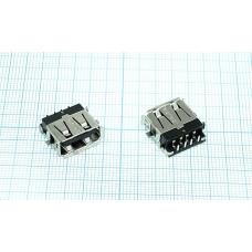 Разъем USB 2.0 Type A Asus X50m X50z X50vl Z53s F3 F3k Eee Pc 900