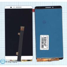 Дисплей с тачскрином Huawei Ascend Mate 7 белый