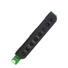 Кнопки телевизора EBR73273606 для LG 32LK530, черный, Б/У