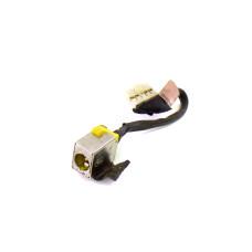 Разъем питания ноутбука 5.5 x 1.7 мм, с кабелем, Emachines D440, Б/У