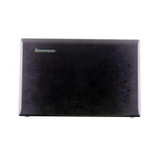 Крышка матрицы AP0H40005001 для ноутбука Lenovo G770 черная, Б/У