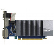 Видеокарта ASUS NVIDIA GeForce GT 710 Silent LP 1Gb Мб GDDR5 HDMI DVI