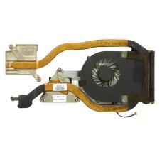 Вентилятор для Acer Aspire 7741, 60.4HN23.001, KSB06105HA, 3pin, с радиатором, Б/У