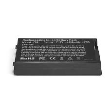 Аккумулятор F80 для ноутбука Asus F50, F80, F81, F83, X61, X80, X82, X85, Pro 63D, Series, 4400mAh, 10.8V, черный (OEM)