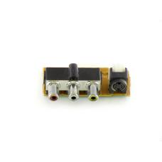 Плата ввода-вывода 32F1 PCB SIDE для Daewoo DPP-32F1, AV S-Video Б/У