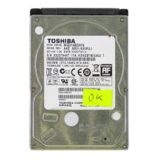 """HDD 2.5"""" Toshiba MQ01ABD075, 750 Гб, SATA-II 3Gbit/s, 5400 об/мин, 8 Мб, Б/У"""