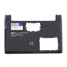 Нижняя часть корпуса 13N0-GRA0502, 13GNXS10P220-1-1 для ноутбука Asus K42J, K42D черная, Б/У