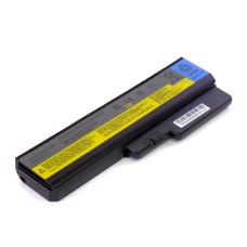 Аккумулятор G550 для ноутбука IBM Lenovo IdeaPad G555, G550, G530, B550, G430, G455, B460, G450 Series, 4400mAh, 11.1V, черный (OEM)