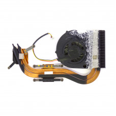 Вентилятор для Asus K45D K45DR K45E, 3pin, с радиатором, Б/У