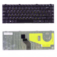 Клавиатура для ноутбука IRU Stilo-3841W COMBO черная (Original) Б/У