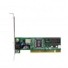 Сетевая карта Acorp 9L100D, PCI, 10/100, Б/У