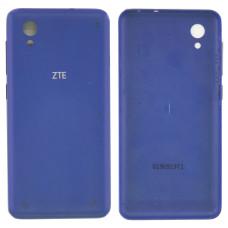 Задняя панель ZTE Blade L8, синий, Б/У