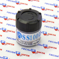 Термопаста Amperin SS100-30G банка 30 гр, 8,5 Вт/м·К